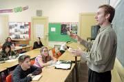 Les professeurs de français au secondaire sont presque... (Photothèque Le Soleil) - image 1.0