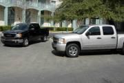 Pour le moment, seuls les GMC Sierra et Chevrolet Silverado sont offerts en version hybrides.
