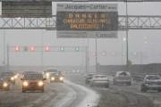 Un hiver rigoureux n'implique pas que la Terre... (Photo: La Presse) - image 2.0