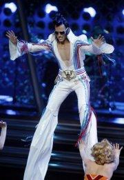 Dans le spectacle Viva Elvis, on retrouve entre... (Photo: Reuters) - image 2.0