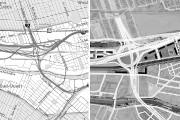 Ces cartes tirées des projets du MTQ et... (ILLUSTRATIONS FOURNIES PAR LE MTQ ET LA VILLE DE MONTRÉAL) - image 2.0