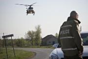 La couverture des patrouilleurs Hugo Meunier et Patrick... (Photo: Patrick Sanfaçon, La Presse) - image 3.0