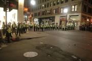 La rue Sainte-Catherine a été évacuée.... (Photo: Sylvain Ryan, collaboration spéciale) - image 2.0