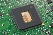 Le microprocesseur monté à bord de la Buicjk... (Photo fournie par GM) - image 1.0