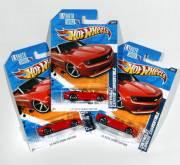 Chevrolet va distribuer gratuitement des Hot Wheels de la Camaro décapotable au Salon de l'auto de Los Angeles.