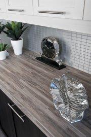 Les cuisines de manon du sur mesure abordable marie france l ger am nagement - Recouvrir un comptoir de cuisine ...