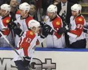 Le commentateur sportif de Boston Jack Edwards a... (Photo: AP) - image 3.0