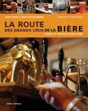 Couverture du livre Laroute des grands crus de... - image 1.0