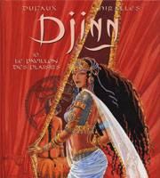 Pochette de la BD Djinn, le pavillon des... - image 2.0