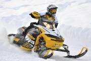 La configuration de la nouvelle Ski-Doo MX Z... (Photo fournie par Ski-Doo) - image 3.0