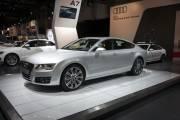 L'Audi A7 Sportback est présentée en première canadienne au Salon de l'auto de Montréal.