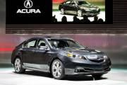 Les pare-chocs avant et arrière de l'Acura TL 2012 ont été resculptés si bien que la voiture est un peu moins longue.
