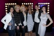Les dames de la nouvelle chaîne Mlle de... (Photo: Ivanoh Demers, La Presse) - image 2.0