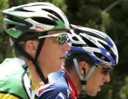 Tyler Hamilton (à gauche), le fidèle lieutenant, a... (Photo: Reuters) - image 2.0