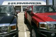 Les anciens propriétaires de Hummer choisissent maintenant Ford (11,3%), Dodge (8,2%), Toyota (7,9%), Cadillac (6,9%) et Honda (5,7%).