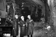 Jean Drapeau dans le tunnel qui allait accueillir... (Photo: archives La Presse) - image 4.0