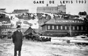 Gare de Lévis, 1902... (Archives Le Soleil) - image 2.1