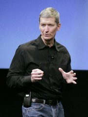Tim Cook... (Photo: AP) - image 2.0