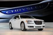 La grande berline Chrysler 300 sera elle aussi équipée de la transmission à huit rapports de ZF.