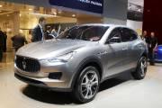 Le Maserati Kubang, une riposte non-voilée du constructeur... (Photo AP) - image 2.0