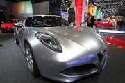 Le concept Alfa Romeo 4C, coup de coeur de notre chroniqueur au Salon de Francfort.