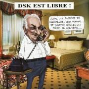 «Ma vedette à moi, c'est DSK», raconte Serge... - image 1.0