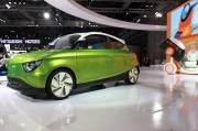 Le concept Suzuki Regina, présenté au Salon de l'auto de Tokyo.