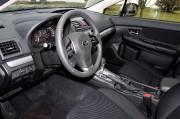 Tout comme l'extérieur, l'intérieur de la nouvelle   Subaru Impreza est d'une grande sobriété.