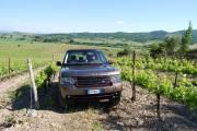 Le Range Rover Spitito di Vino est toujours... (Photo fournie par Aznov) - image 1.0
