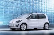 La citadine Volkswagen Up! devrait être présentée au... (Photo fournie par Volkswagen) - image 1.0