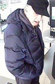 L'un des deux suspects recherchés... (Photo fournie par le SPS) - image 1.0
