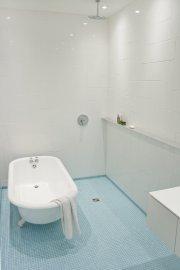 une salle de bain loft lucie lavigne am nagement. Black Bedroom Furniture Sets. Home Design Ideas