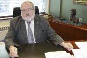 L'ex-maire Roger Carette... (Photothèque Le Soleil, Luce Dallaire) - image 2.0