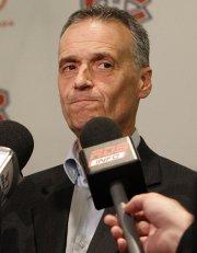 Le congédiement de Pierre Gauthier survient à la... (Photo: Martin Chamberland, La Presse) - image 2.0