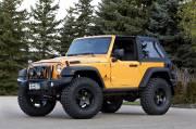 Le concept Jeep Wrangler Apache.