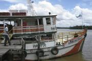 Ce bateau assure la croisière sur la rivière... (Photo Andrée Lebel, La Presse) - image 3.0