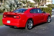 Son format de grosse voiture permet à la Dodge Charger  d'offrir une excellente habitabilité.