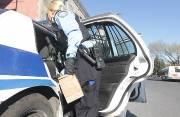 Le colis suspect saisi par le SPVM.... (Photo Patrick Sanfaçon, La Presse) - image 2.0