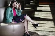 Lena Dunham joue le rôle de Hannah, personnage... (Photo : Carlo Allegri, Reuters) - image 1.0