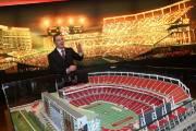 La construction d'un nouveau stade à Santa Clara... (Photo: archives Reuters) - image 2.0
