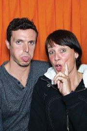 Charles et Diane Francis... (Photos: Alain Roberge et Hugo-Sébastien Aubert) - image 3.0