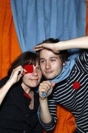 Léo Bureau-Blouin et Lucie Bureau... (Photos: Alain Roberge et Hugo-Sébastien Aubert) - image 1.0