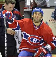 Scott Gomez... (Photo: Bernard Brault, La Presse) - image 2.0