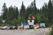 Les Atikamekws ont érigé plusieurs barrages sur les... - image 1.0