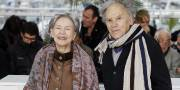 Emmanuelle Riva et Jean-Louis Trintignant... (Lionel Cironneau, AP) - image 2.0