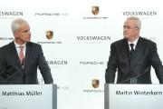 Le PDG de Porsche Matthias Müeller et celui... - image 4.0