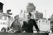 Les stars d'I Confess, l'oscarisée Anne Baxter et... - image 1.0