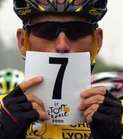 Combien ai-je écrit de papiers sur Lance Armstrong? En voici un... (Photo: AFP) - image 2.0
