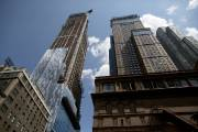 L'angle de la 56e Rue et de Park Avenue n'a rien de bien... (Photo Bloomberg) - image 3.0