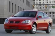 La Pontiac G5 n'est pas aussi sophistiquée que ses concurrentes japonaises, mais son prix est alléchant.